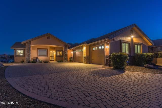 1235 S Lakeview Drive, Prescott, AZ 86301 (MLS #6199126) :: My Home Group