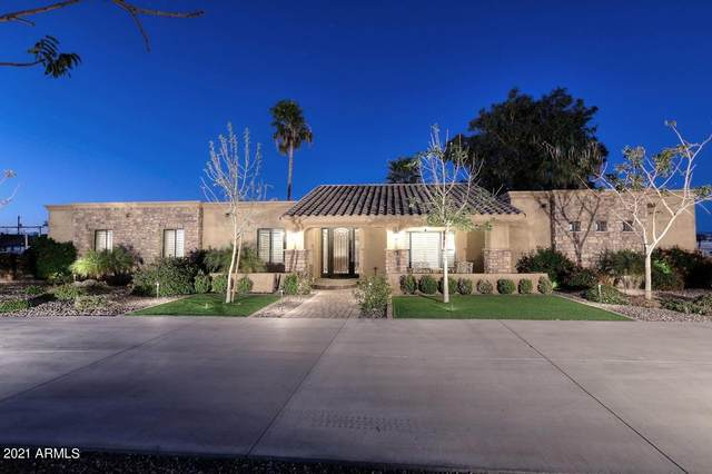 23449 S Via Del Arroyo, Queen Creek, AZ 85142 (MLS #6199127) :: The Laughton Team