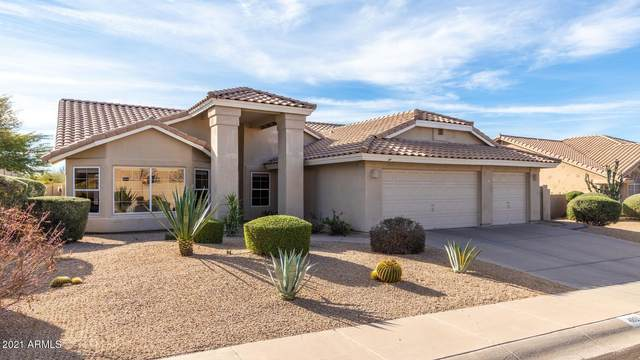 4801 E Windstone Trail, Cave Creek, AZ 85331 (MLS #6199132) :: Keller Williams Realty Phoenix
