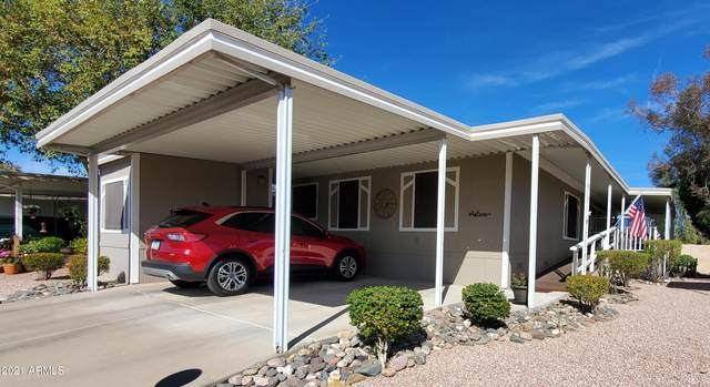 2233 E Behrend Drive #12, Phoenix, AZ 85024 (MLS #6199151) :: The Everest Team at eXp Realty
