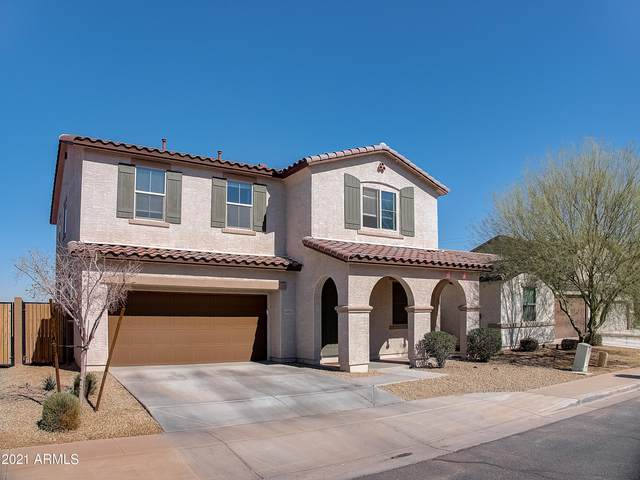4812 W Leodra Lane, Laveen, AZ 85339 (MLS #6199160) :: Yost Realty Group at RE/MAX Casa Grande
