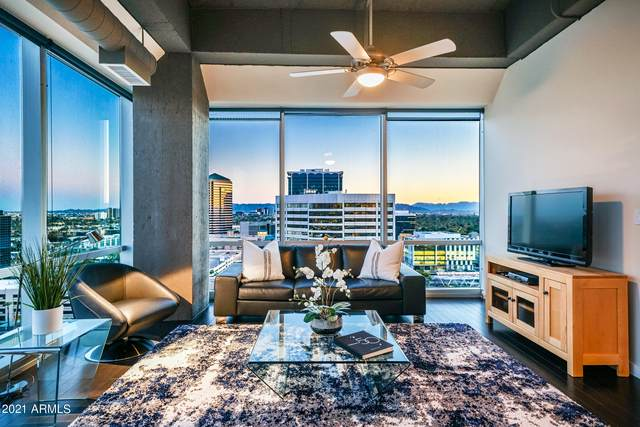 1 E Lexington Avenue #1503, Phoenix, AZ 85012 (#6199161) :: Luxury Group - Realty Executives Arizona Properties