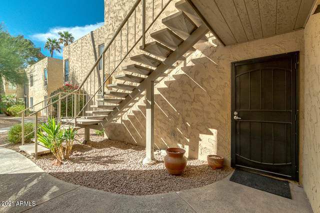 4950 N Miller Road #104, Scottsdale, AZ 85251 (MLS #6199168) :: Yost Realty Group at RE/MAX Casa Grande