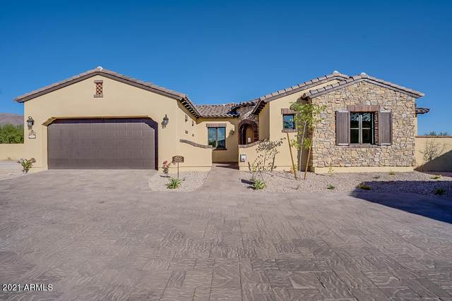 3265 S Coffeeberry Court, Gold Canyon, AZ 85118 (MLS #6199176) :: CANAM Realty Group