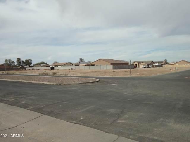 9770 W Santa Cruz Boulevard, Arizona City, AZ 85123 (MLS #6199180) :: Nate Martinez Team