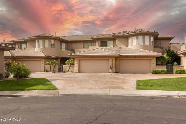 15240 N Clubgate Drive #159, Scottsdale, AZ 85254 (MLS #6199197) :: The Carin Nguyen Team