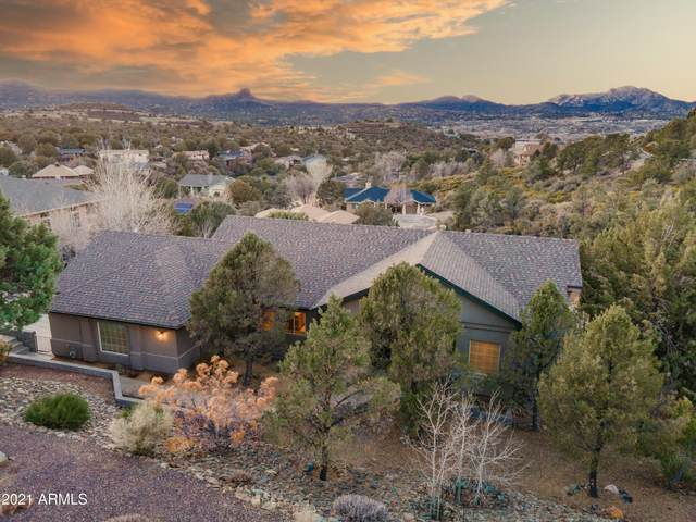 1214 Mcdonald Drive, Prescott, AZ 86303 (MLS #6199206) :: My Home Group