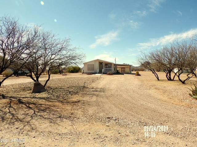 2397 N Calle Corazon, Huachuca City, AZ 85616 (MLS #6199211) :: Executive Realty Advisors