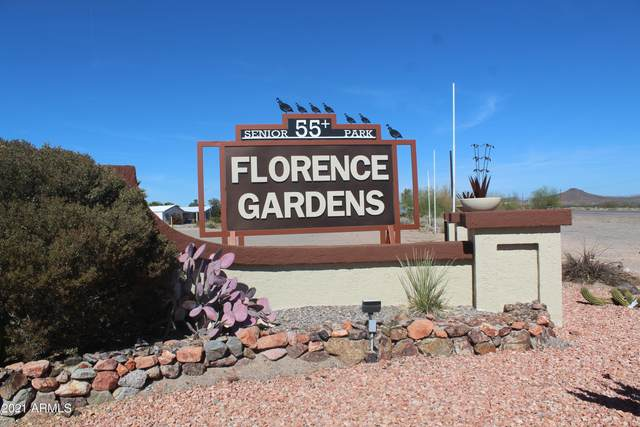 3602 N Iowa Avenue, Florence, AZ 85132 (MLS #6199213) :: The Laughton Team