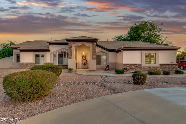 2777 E Majestic Eagle, Gilbert, AZ 85297 (MLS #6199225) :: The Ethridge Team