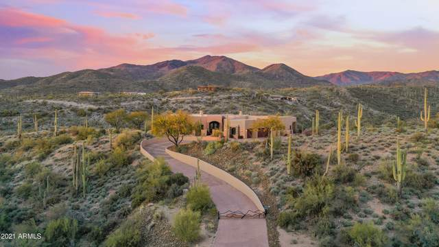 8390 E Coronado Trail, Carefree, AZ 85377 (MLS #6199274) :: Arizona Home Group