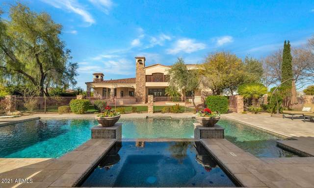 5874 S Greenfield Road, Gilbert, AZ 85298 (MLS #6199284) :: Synergy Real Estate Partners