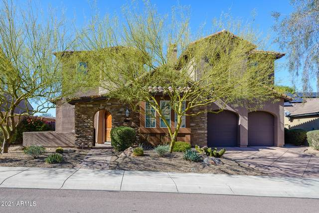 8444 W Paso Trail, Peoria, AZ 85383 (MLS #6199317) :: Maison DeBlanc Real Estate