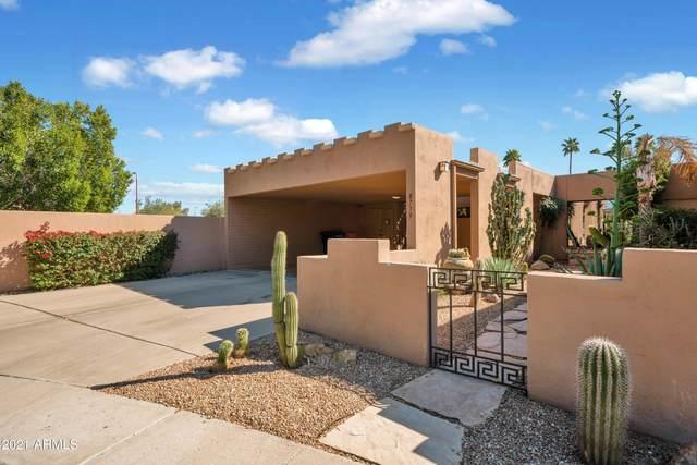 8779 E Via De Encanto, Scottsdale, AZ 85258 (MLS #6199333) :: Dave Fernandez Team | HomeSmart