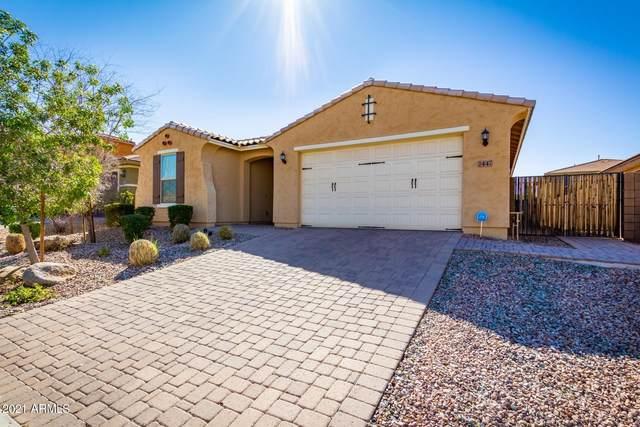 2447 E Stacey Road, Gilbert, AZ 85298 (MLS #6199345) :: Yost Realty Group at RE/MAX Casa Grande
