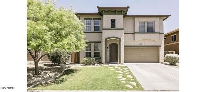 42923 N Outer Bank Court, Anthem, AZ 85086 (MLS #6199346) :: Maison DeBlanc Real Estate