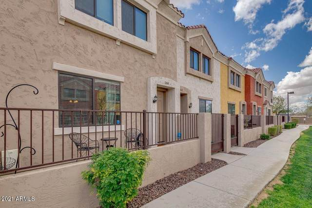 1950 N Center Street #146, Mesa, AZ 85201 (MLS #6199351) :: The Laughton Team