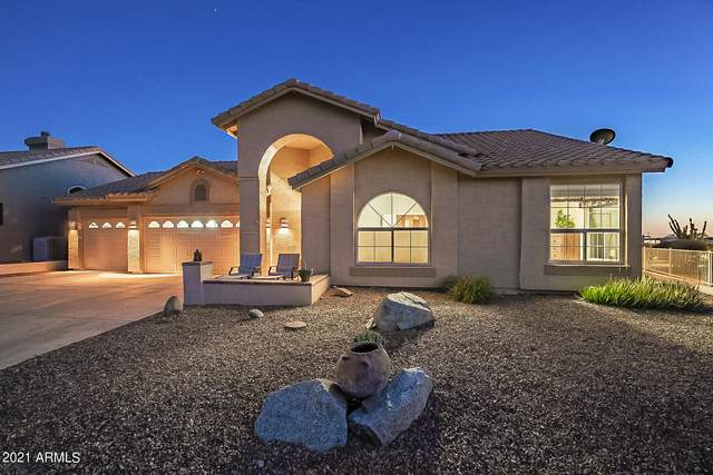 8745 E Brittle Bush Road, Gold Canyon, AZ 85118 (MLS #6199353) :: Yost Realty Group at RE/MAX Casa Grande