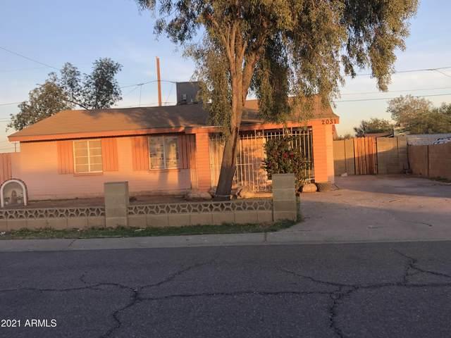 2031 N 37TH Drive, Phoenix, AZ 85009 (MLS #6199368) :: The Ethridge Team
