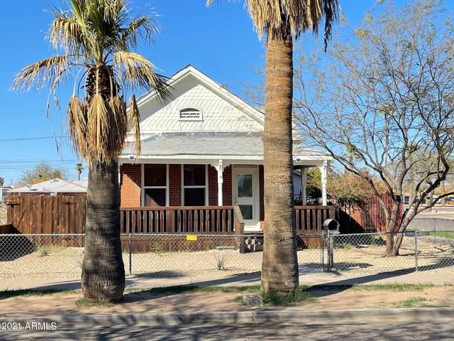 2004 W Madison Street, Phoenix, AZ 85009 (MLS #6199374) :: The Ethridge Team
