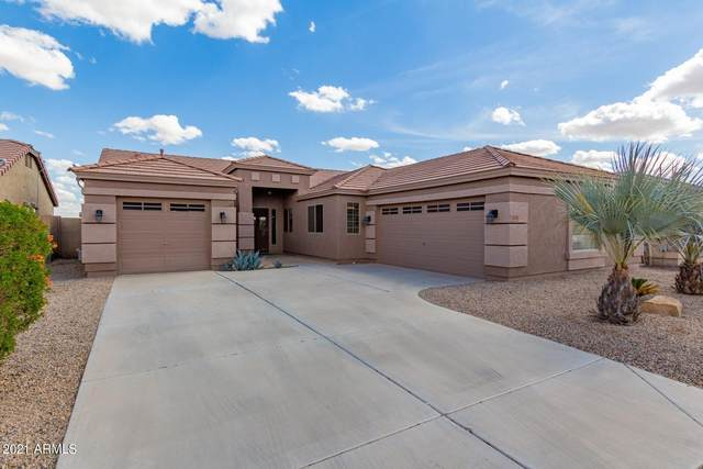 19735 N Bustos Way, Maricopa, AZ 85138 (MLS #6199379) :: Midland Real Estate Alliance