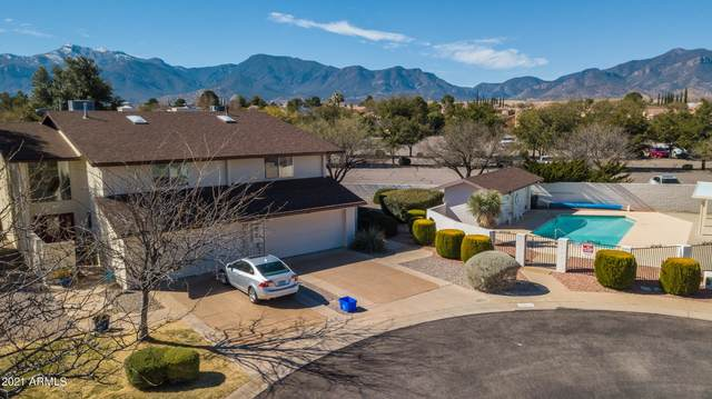 2712 Lopez Link, Sierra Vista, AZ 85650 (MLS #6199395) :: Openshaw Real Estate Group in partnership with The Jesse Herfel Real Estate Group