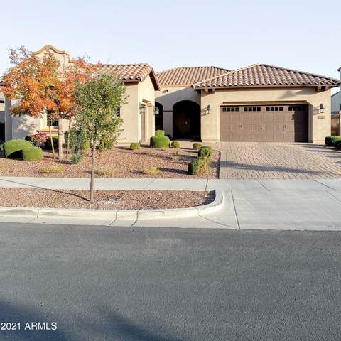 4535 N Arbor Way, Buckeye, AZ 85396 (MLS #6199421) :: Arizona Home Group