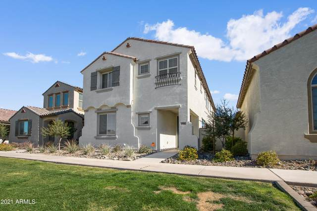 4908 S Charger, Mesa, AZ 85212 (MLS #6199431) :: Midland Real Estate Alliance