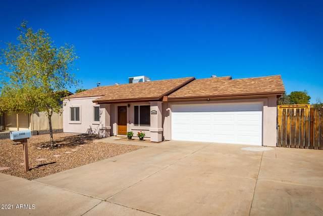 2440 E Boston Street, Mesa, AZ 85213 (MLS #6199448) :: Midland Real Estate Alliance