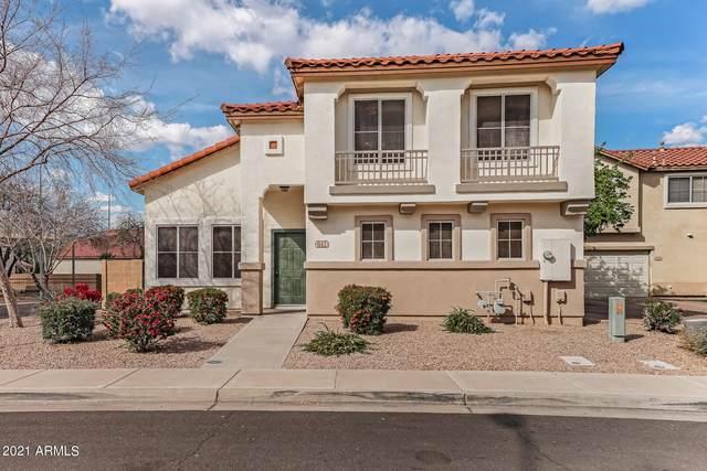 642 E Mariposa Place, Chandler, AZ 85225 (MLS #6199449) :: The Laughton Team