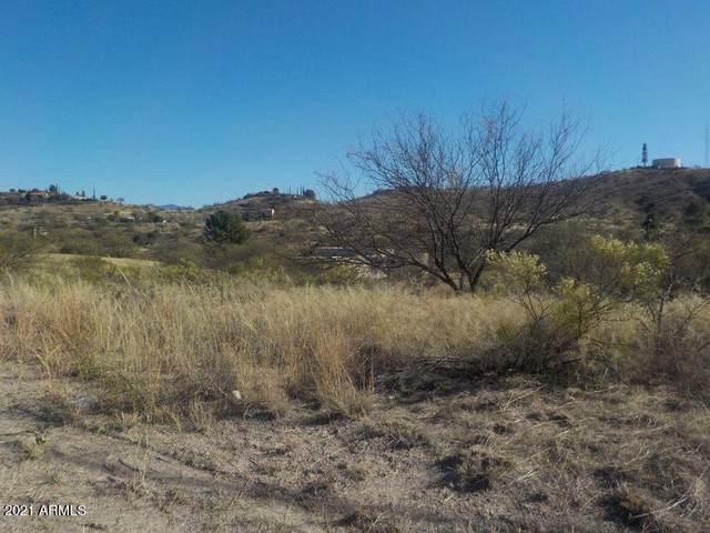 1484 E Patagonia Highway, Nogales, AZ 85621 (MLS #6199460) :: Yost Realty Group at RE/MAX Casa Grande