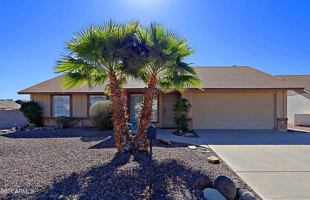 20802 N 16TH Drive, Phoenix, AZ 85027 (MLS #6199475) :: Yost Realty Group at RE/MAX Casa Grande