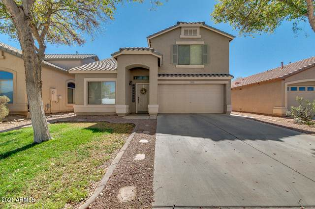 1743 E Keith Avenue, San Tan Valley, AZ 85140 (MLS #6199482) :: Yost Realty Group at RE/MAX Casa Grande
