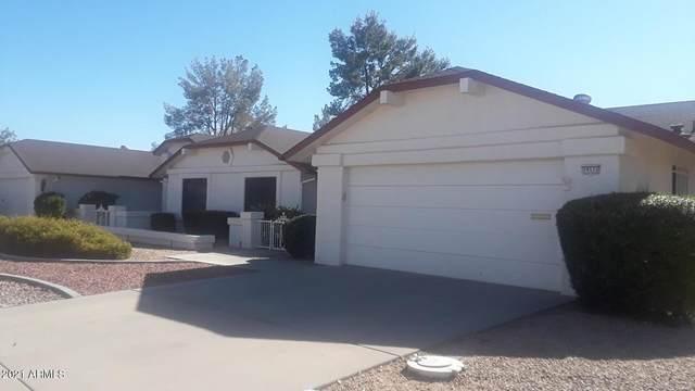 19531 N 142ND Drive, Sun City West, AZ 85375 (MLS #6199489) :: Maison DeBlanc Real Estate