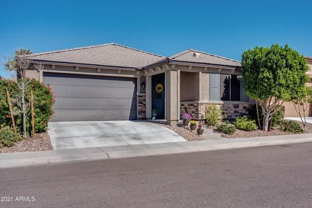 7840 E Butte Street, Mesa, AZ 85207 (MLS #6199490) :: Executive Realty Advisors