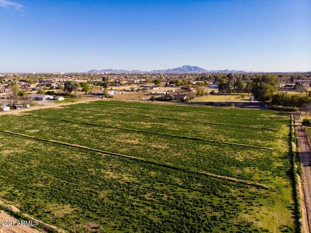 00 S Lindsay Road, Gilbert, AZ 85295 (MLS #6199506) :: The Ethridge Team