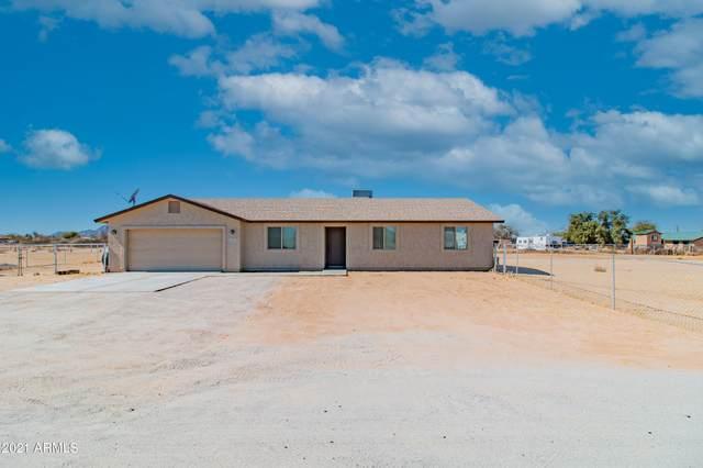 12010 S 204TH Lane, Buckeye, AZ 85326 (MLS #6199529) :: Arizona Home Group