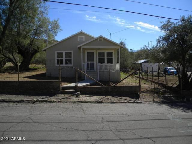 207 W Heiner Drive, Superior, AZ 85173 (MLS #6199533) :: Yost Realty Group at RE/MAX Casa Grande
