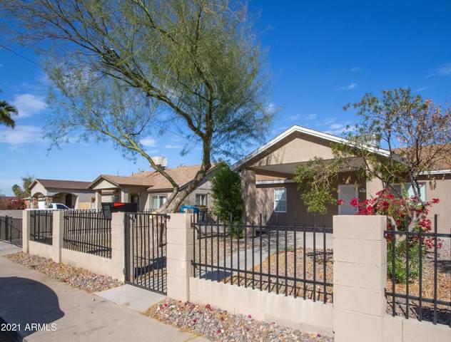 2708 W Garfield Street, Phoenix, AZ 85009 (MLS #6199543) :: The Ethridge Team