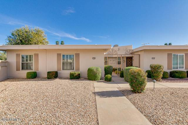 17250 N 105TH Avenue, Sun City, AZ 85373 (MLS #6199545) :: The Ellens Team