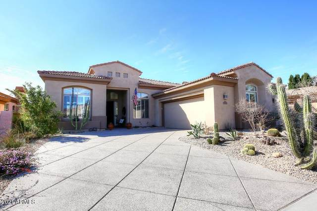 15845 E Bursage Drive, Fountain Hills, AZ 85268 (MLS #6199548) :: Yost Realty Group at RE/MAX Casa Grande