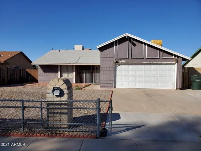 7536 W Elm Street, Phoenix, AZ 85033 (MLS #6199549) :: Yost Realty Group at RE/MAX Casa Grande
