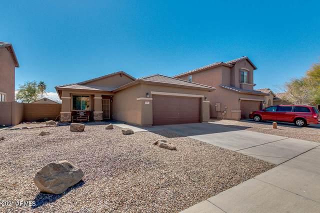 43967 W Palo Cedro Road, Maricopa, AZ 85138 (MLS #6199554) :: Yost Realty Group at RE/MAX Casa Grande