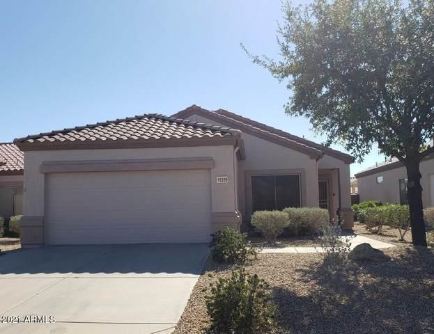 16259 W Mountain Pass Drive, Surprise, AZ 85374 (MLS #6199581) :: The Ethridge Team