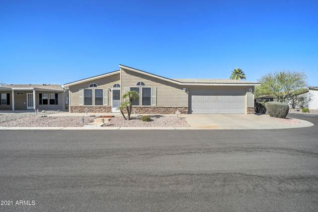 3301 S Goldfield Road #1028, Apache Junction, AZ 85119 (MLS #6199586) :: Keller Williams Realty Phoenix