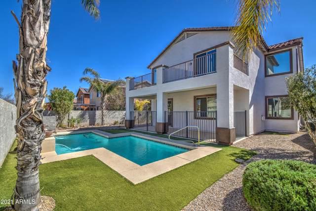 3388 W White Canyon Road, San Tan Valley, AZ 85142 (MLS #6199591) :: Yost Realty Group at RE/MAX Casa Grande