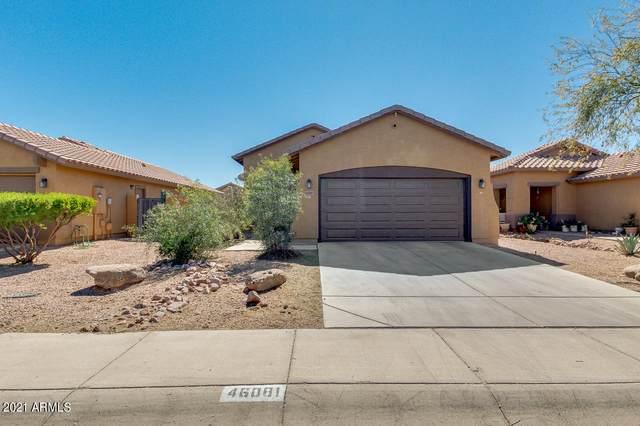 46081 W Sheridan Road, Maricopa, AZ 85139 (MLS #6199592) :: TIBBS Realty
