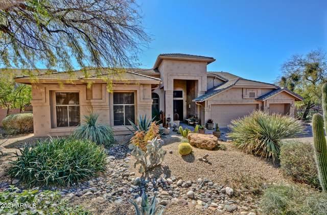 11825 E Chama Road, Scottsdale, AZ 85255 (MLS #6199598) :: The Ethridge Team