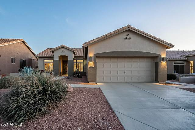 7045 E Texas Ebony Drive, Gold Canyon, AZ 85118 (MLS #6199602) :: Keller Williams Realty Phoenix