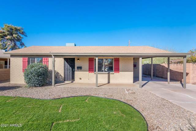 3436 N 23RD Avenue, Phoenix, AZ 85015 (MLS #6199603) :: Yost Realty Group at RE/MAX Casa Grande
